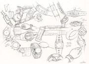 thumbnail sketch behance