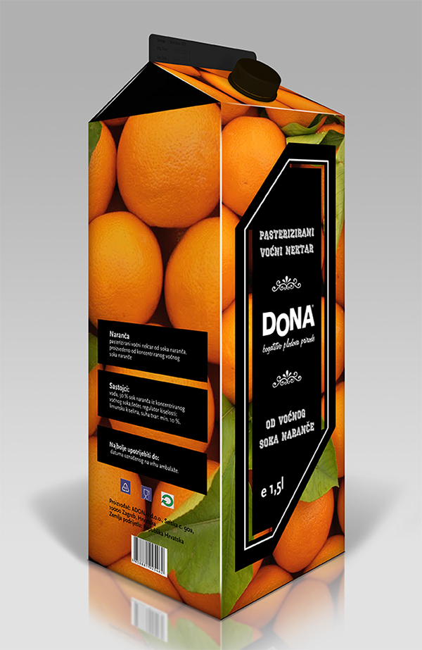 Tetra Pak Juice Design on Behance