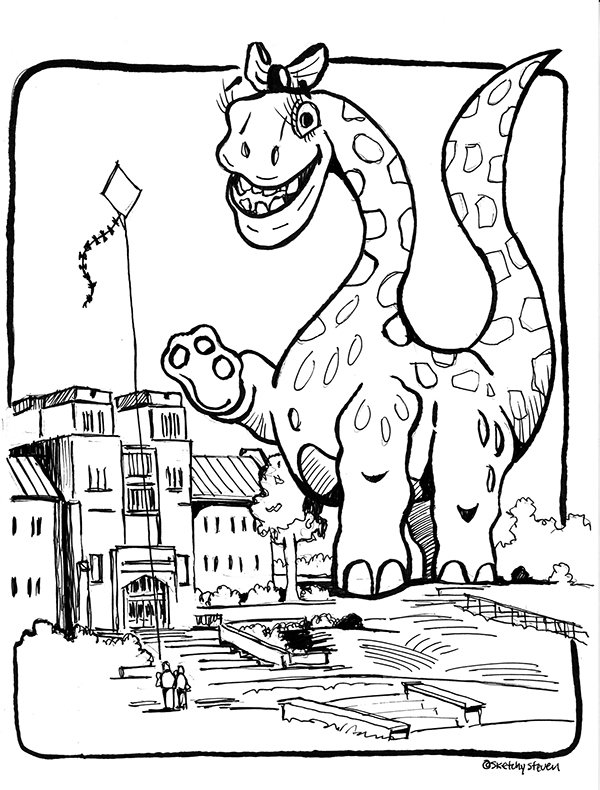 Virginia Tech Coloring Pages Coloring Pages