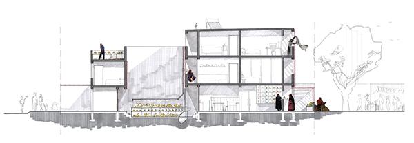 Urban Farm Housing On Behance