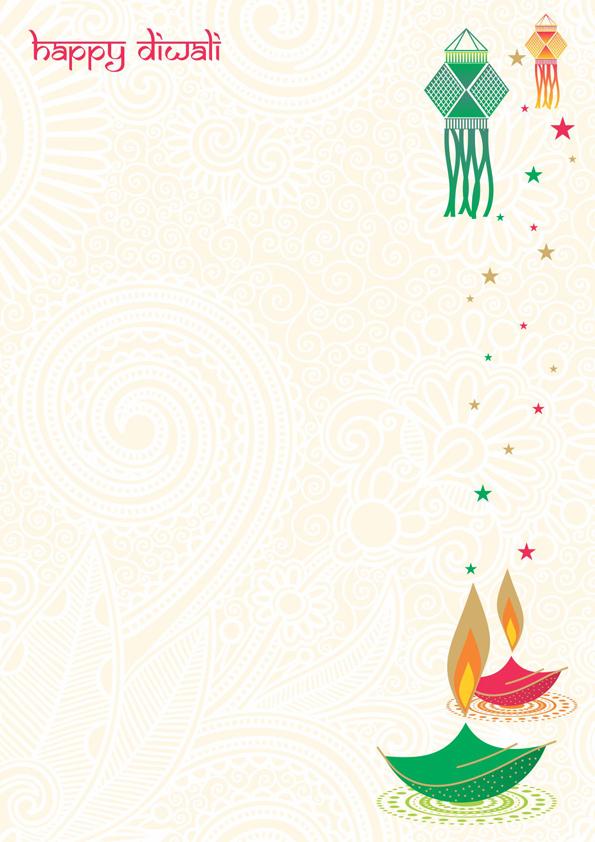 Diwali Letter Templates On Behance