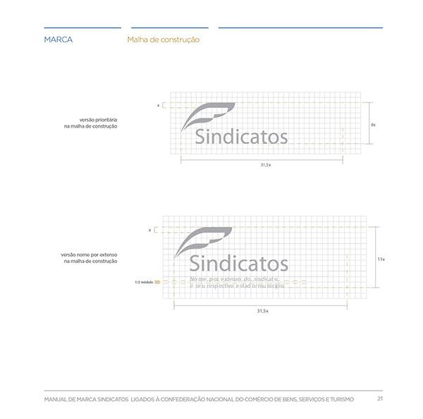 Peças Gráficas e Manual da Marca CNC e Sindicatos on Behance