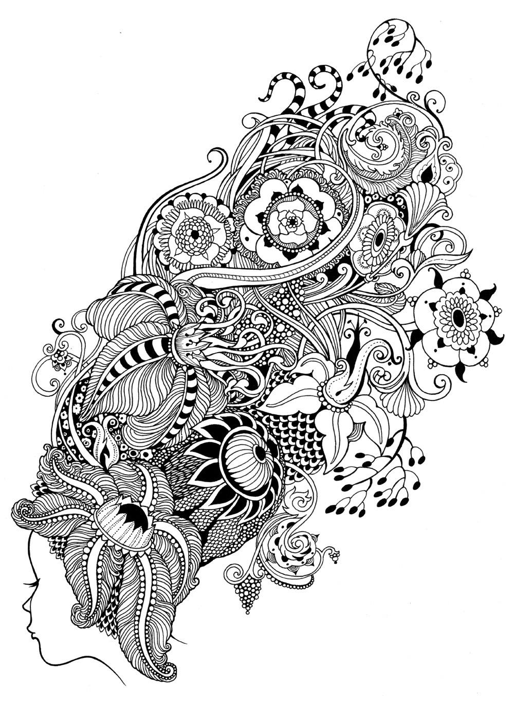Ornament and vignettes. Part 2