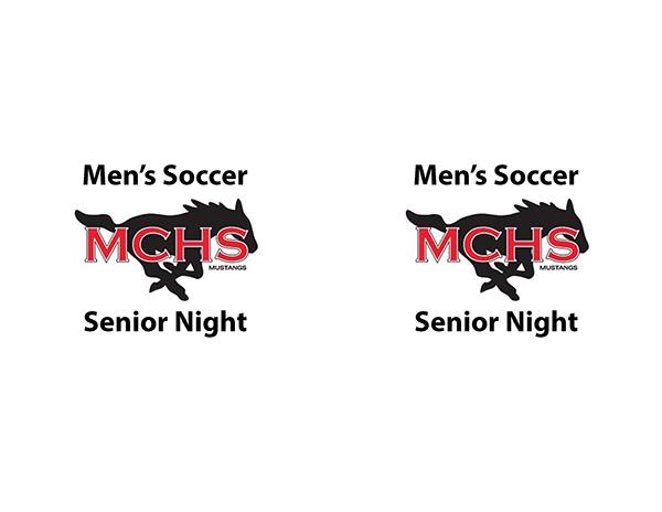 Senior Night Invitation Men's Soccer on Behance