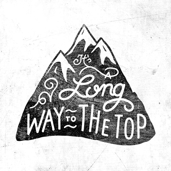 Type & Lettering Collection #1 on Behance
