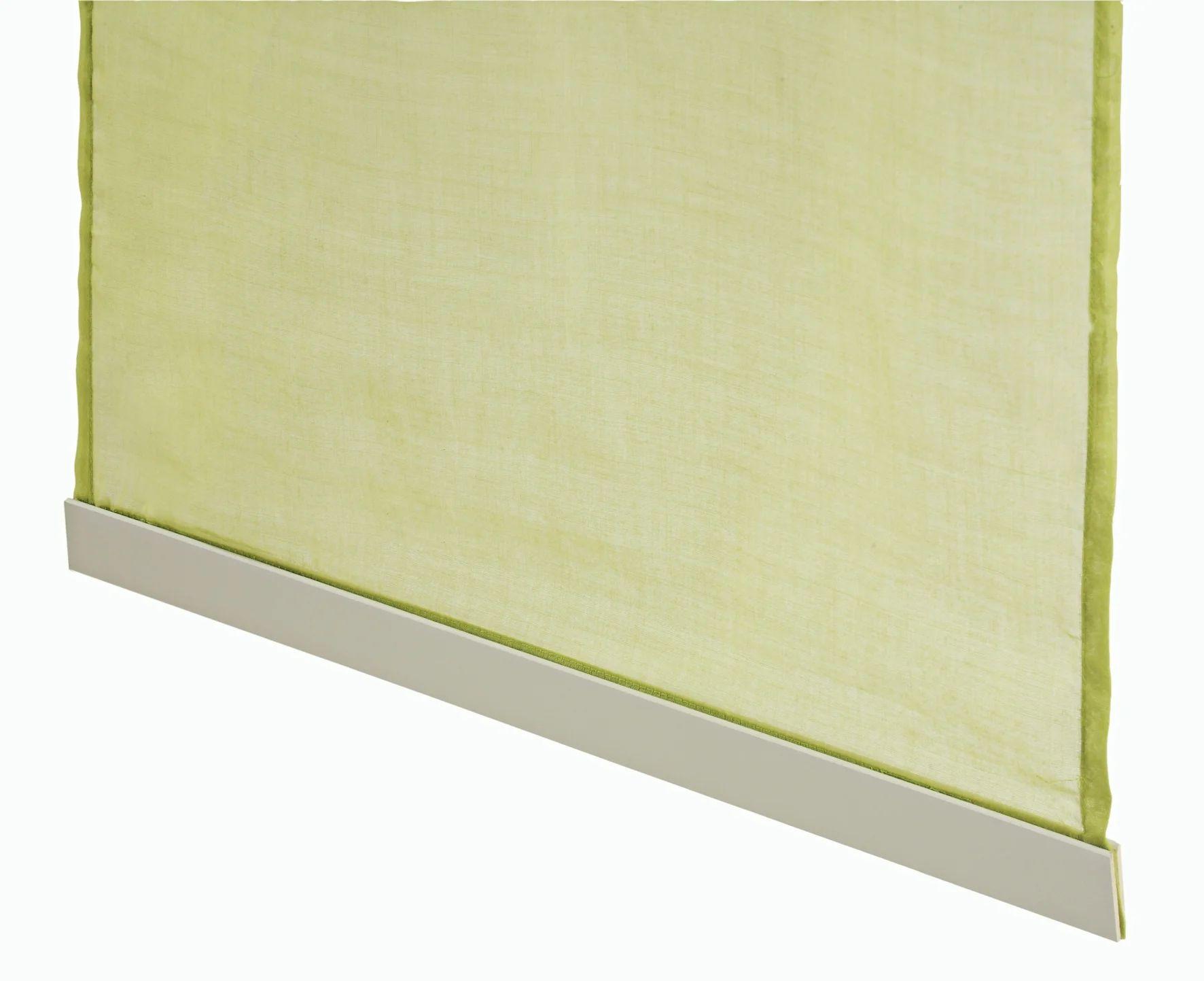 Barre De Lestage Pour Panneau Japonais Aluminium Blanc L 50 Cm Leroy Merlin