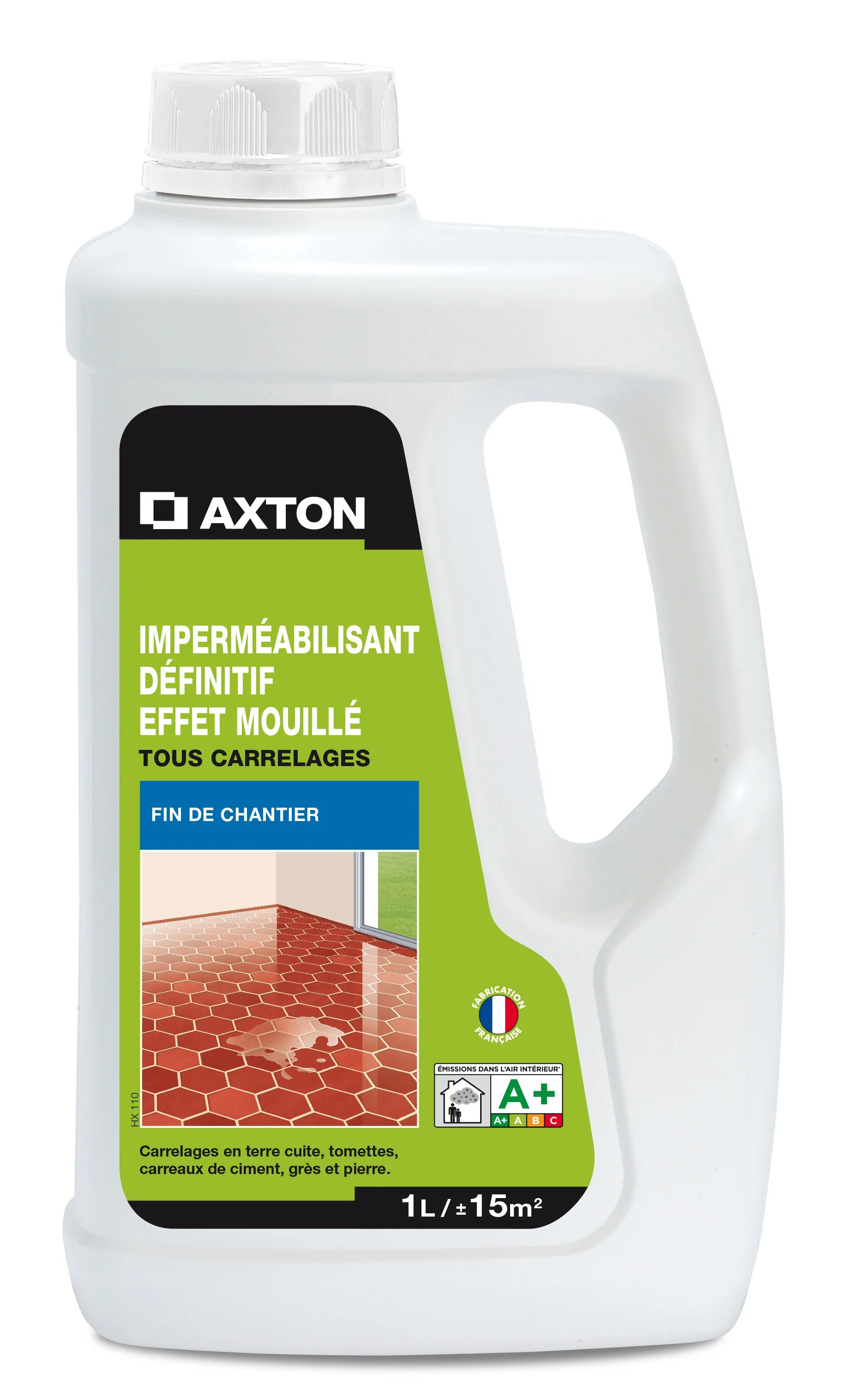 hydrofuge tous supports axton 1l