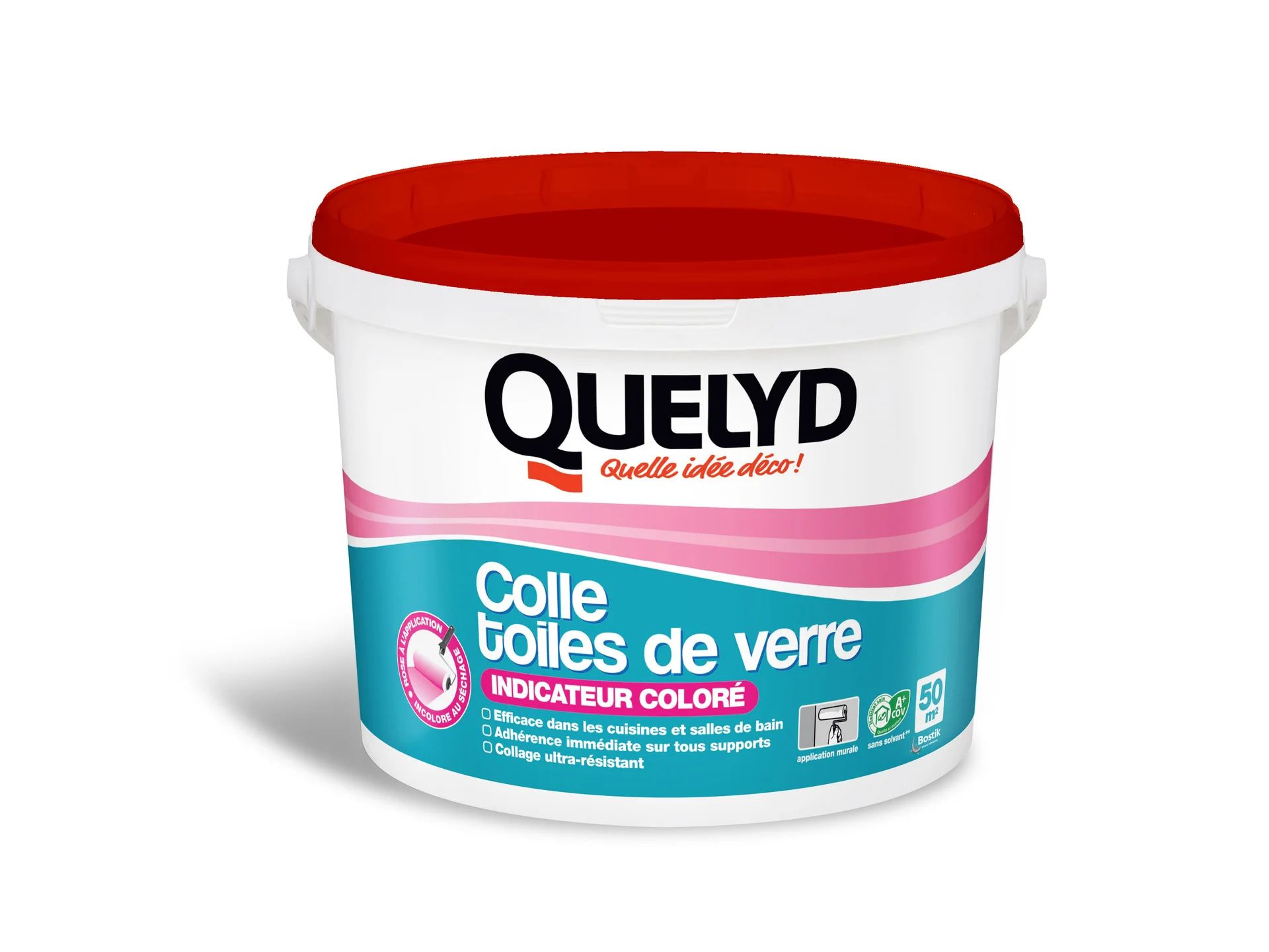 Colle Toile De Verre Quelyd 10 Kg Leroy Merlin