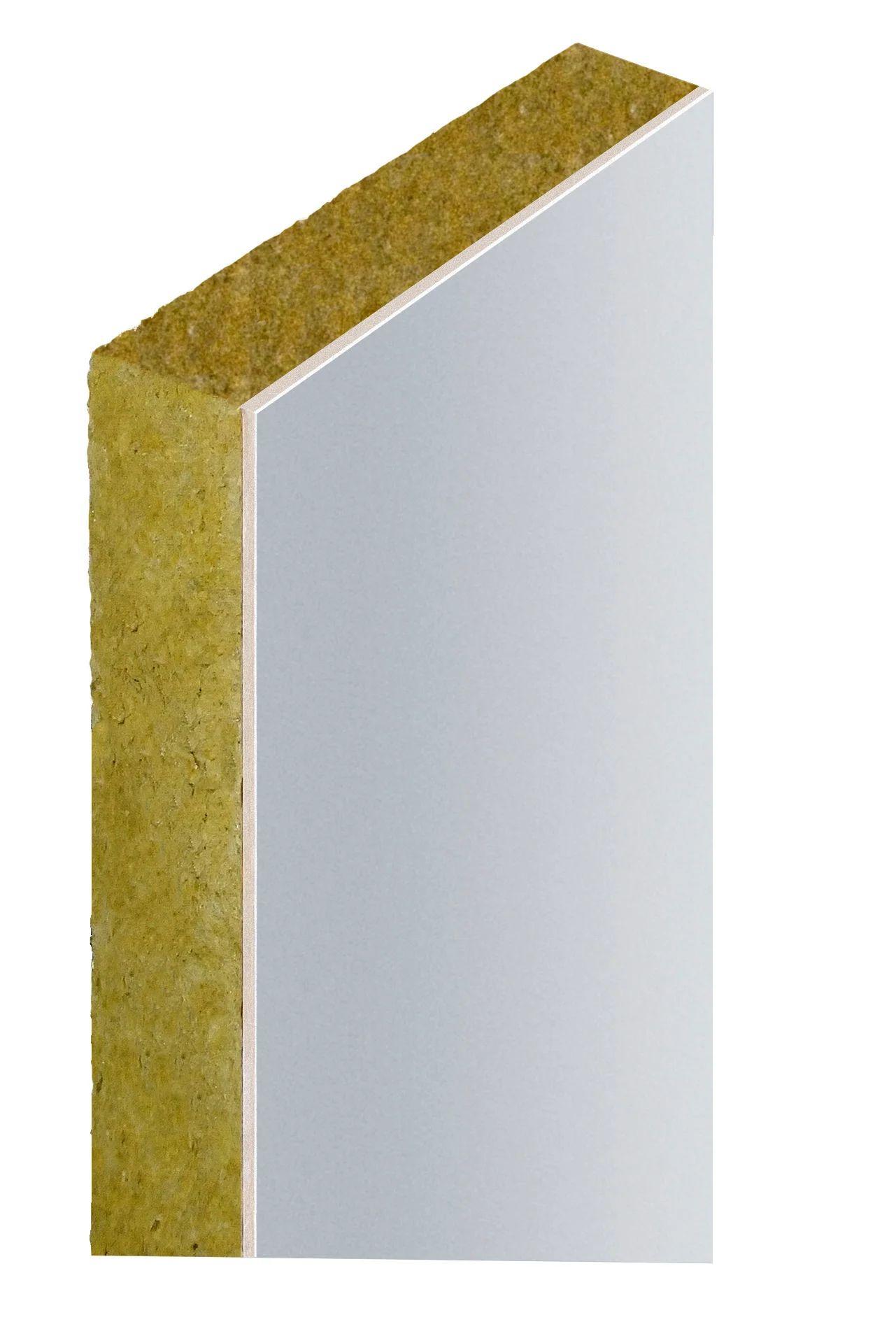 Doublage En Laine De Roche Labelrock Rockwool 2 5x1 2m Ep 90mm R 2 4 Leroy Merlin