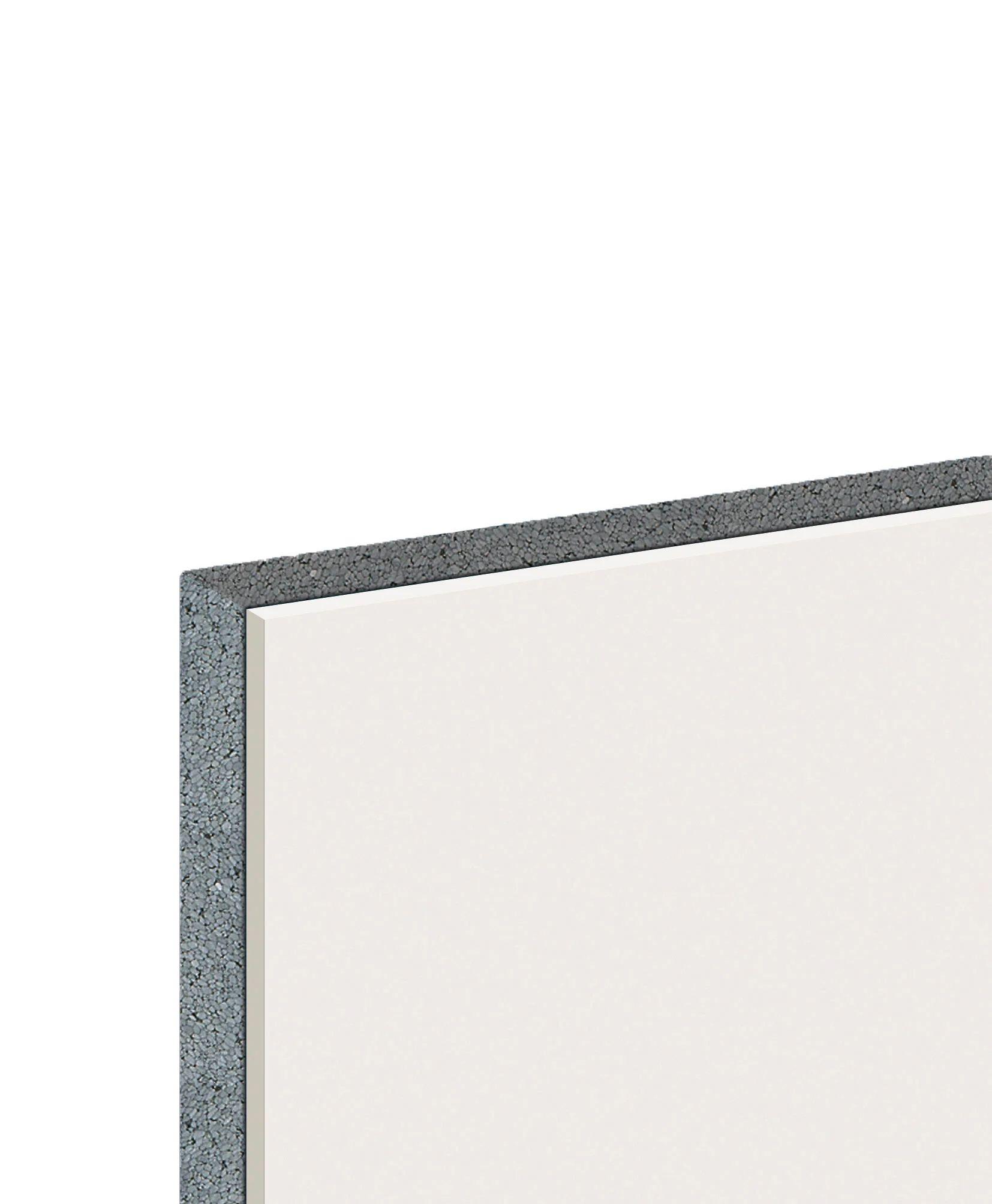 Doublage Avec Plaque De Platre Polystyrene Extrude Isolation Par L Exterieur P Leroy Merlin