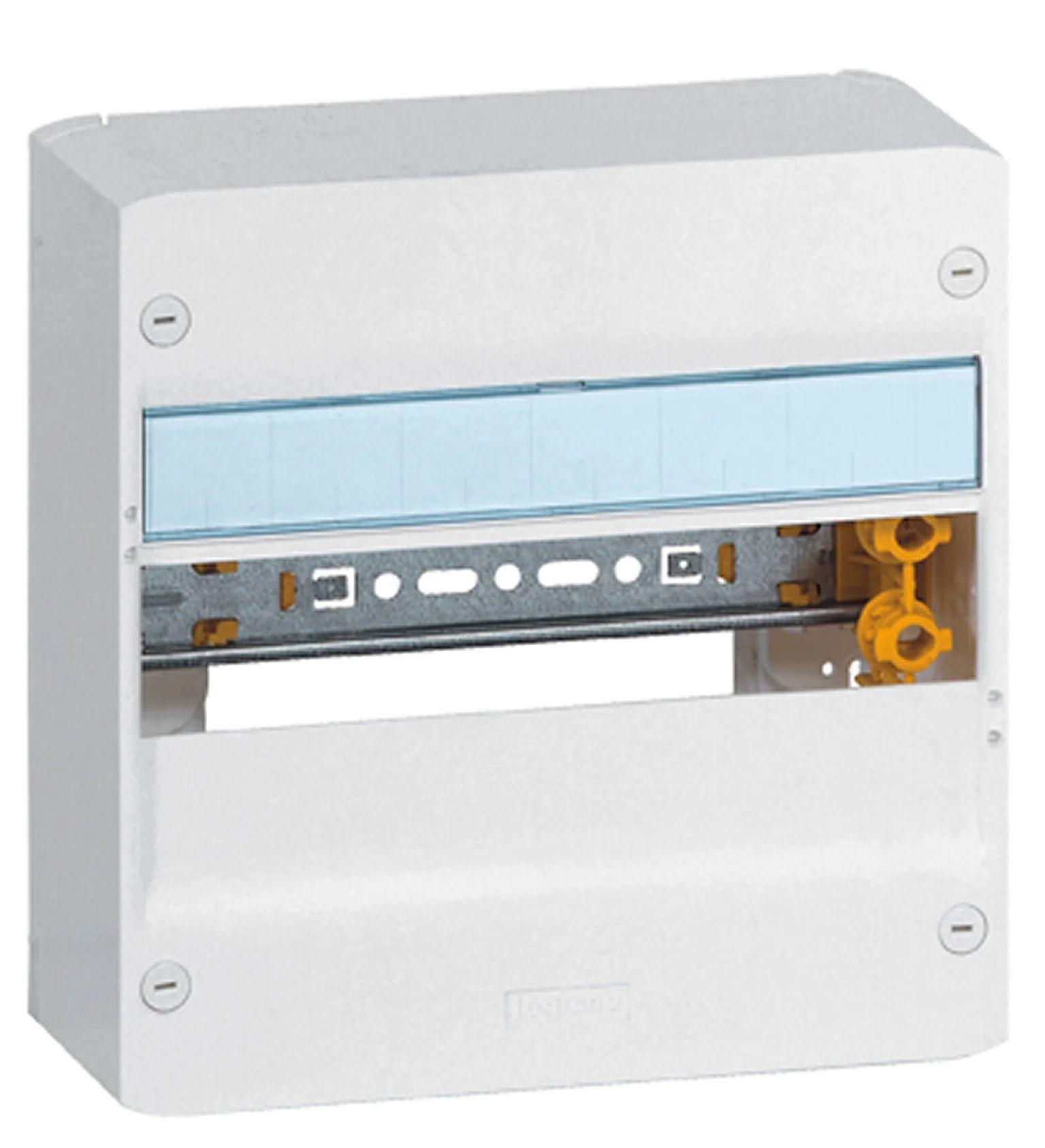Tableau Electrique Nu Legrand 1 Rangee 13 Modules Leroy Merlin