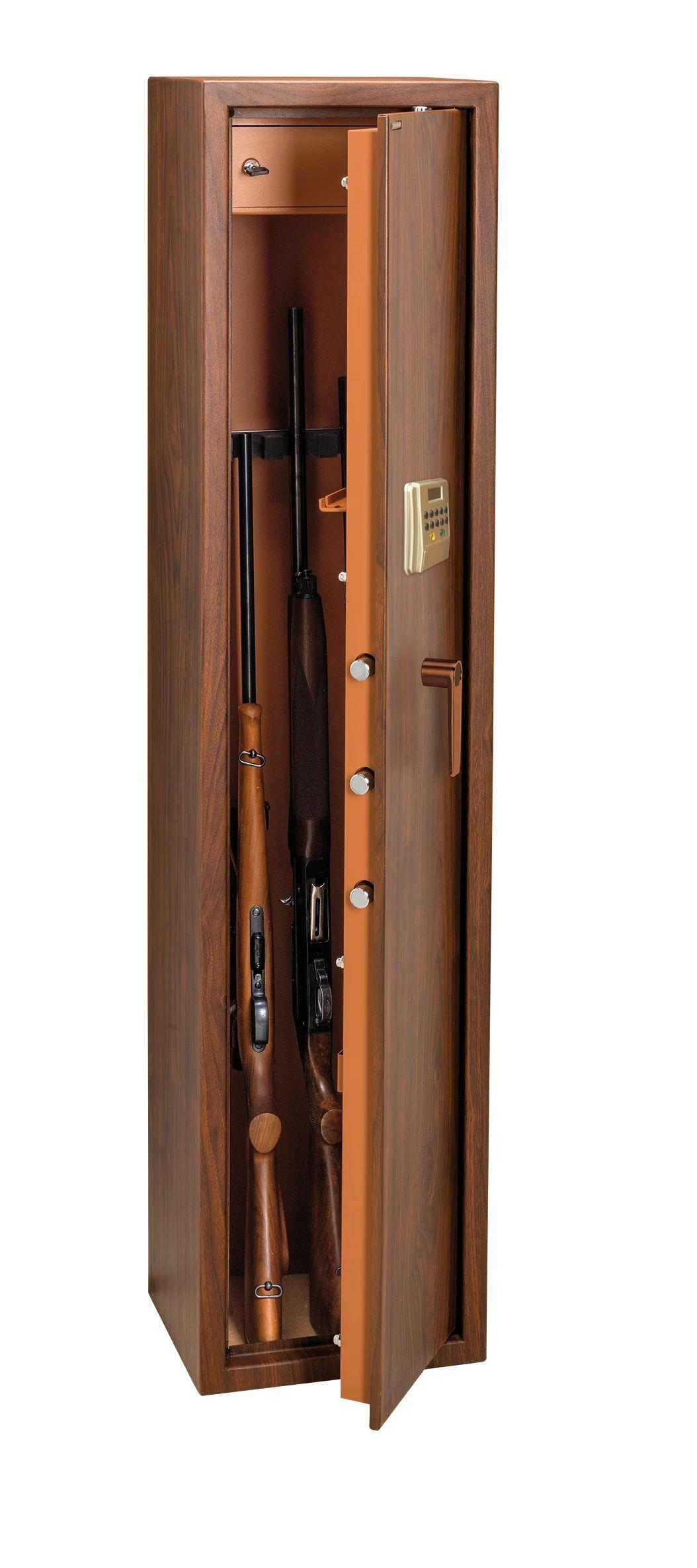 Armoire A Fusils A Code 5 Fusils Technosafe H 145 X L 34 X P 28 Cm Leroy Merlin