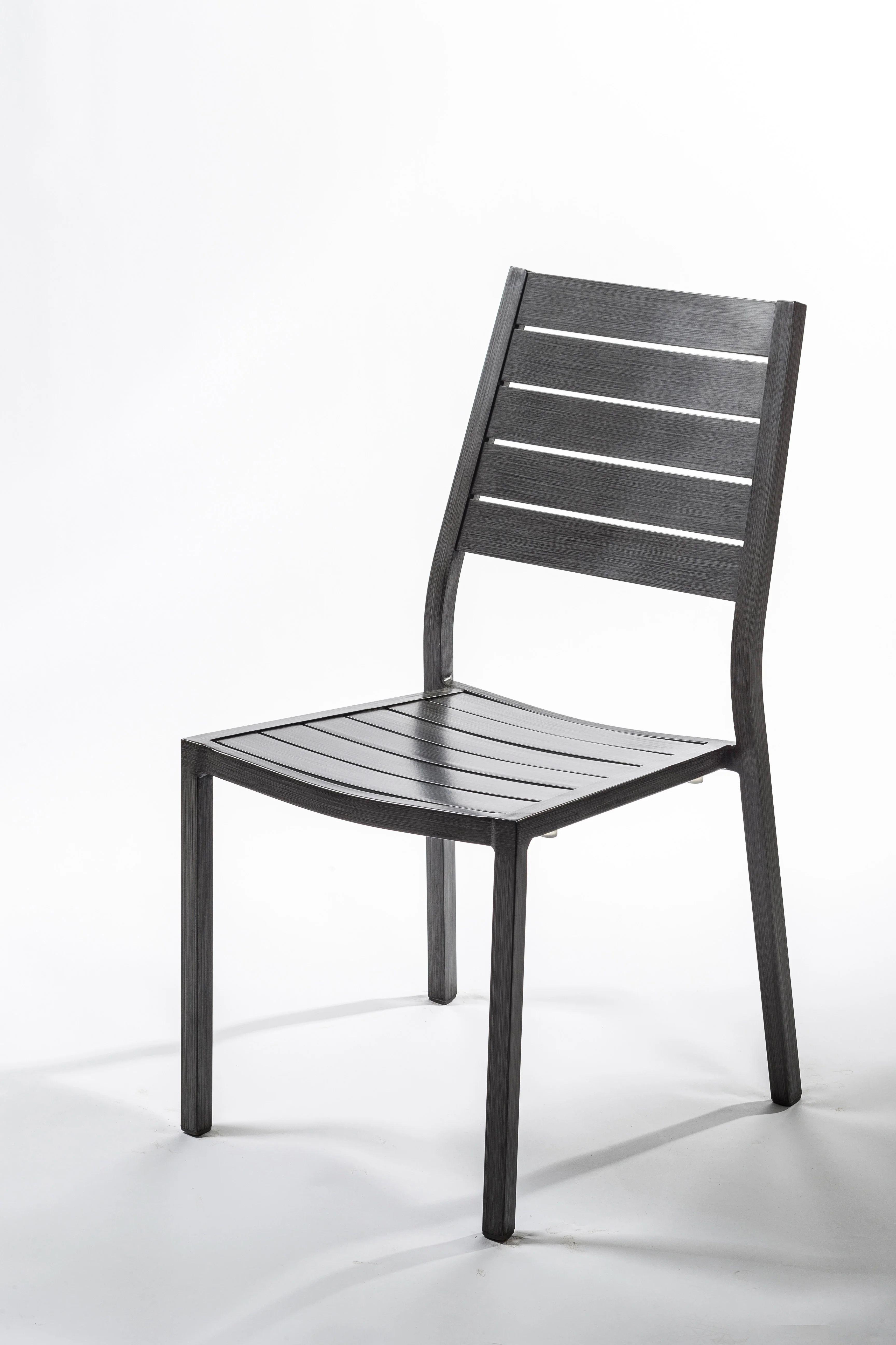 chaise de jardin en aluminium antibes
