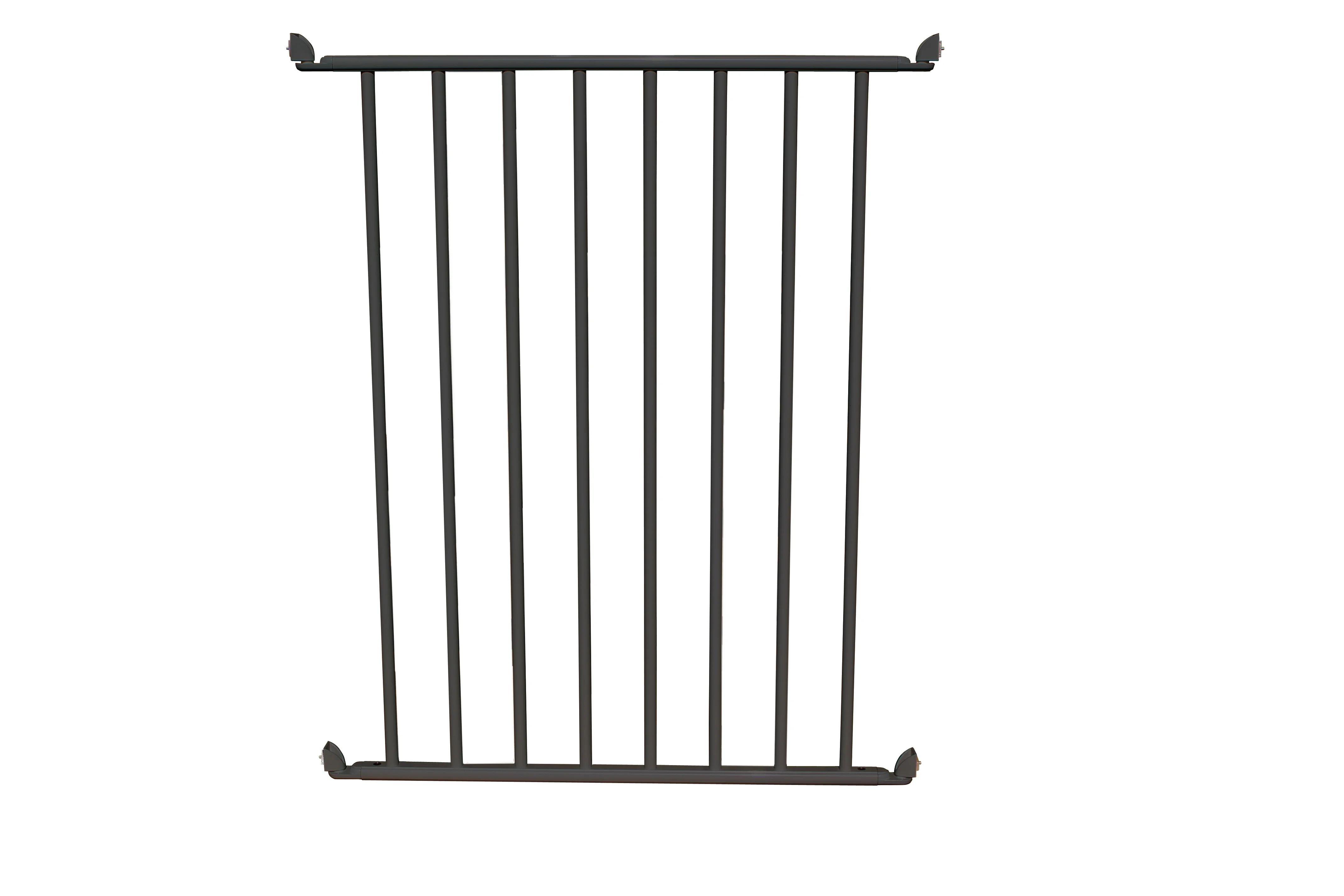 Panneau Barriere Pour Piscine Baya Aluminium Gris H 118 X L 87 Cm Leroy Merlin