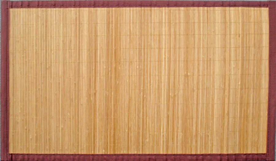 tapis bambou leroy merlin