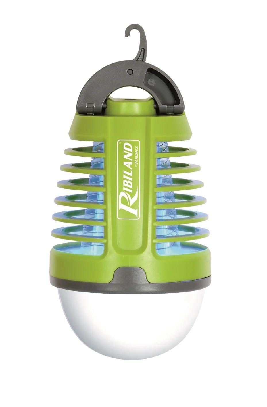 Lampe Anti Moustique 2 En 1 Lucia Ribiland Prplm2en1 Leroy Merlin