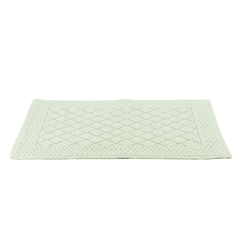 tapis de bain l 50 x l 80 cm cream 5 lily