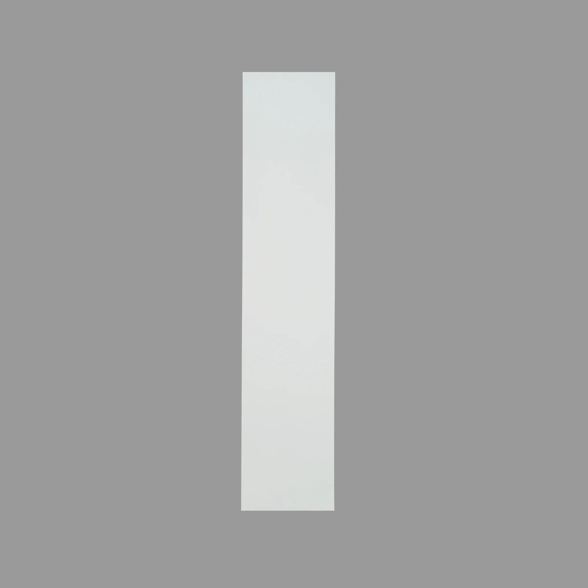panneau japonais inspire blanc h 250 x l 50 cm