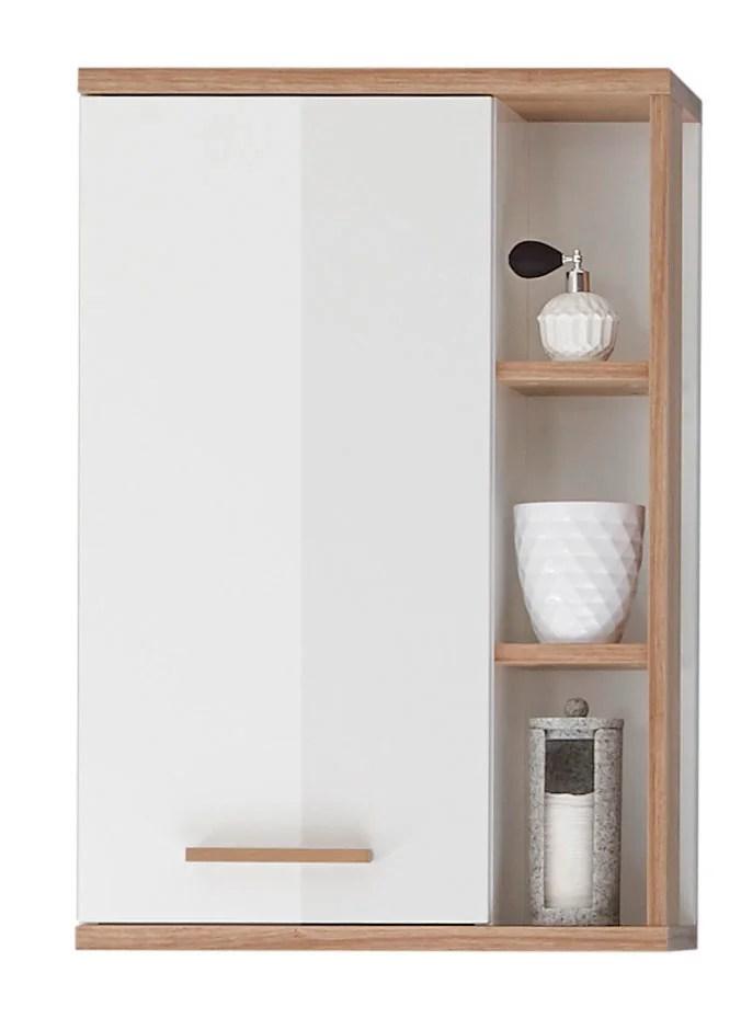 meuble haut salle de bain l 50 x h 74 x