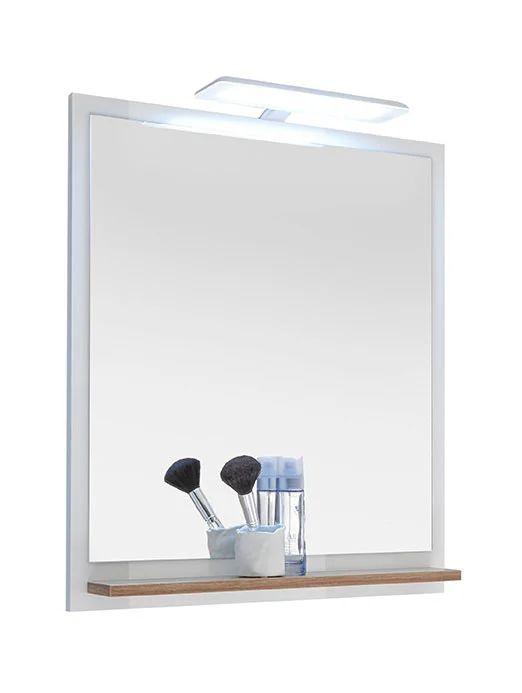 Miroir Salle De Bain L 60 X H 74 X P 15 Cm Leroy Merlin