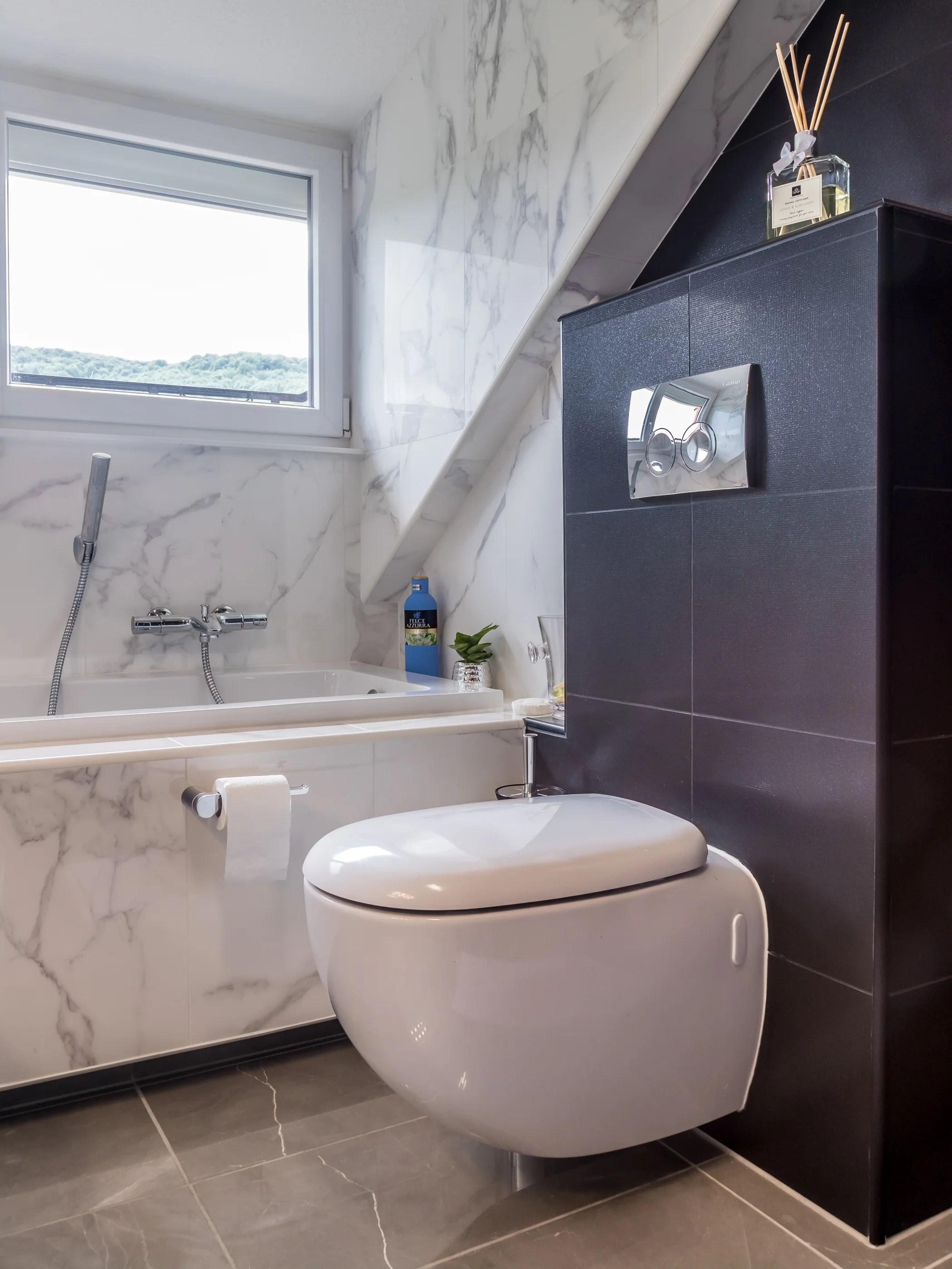 des carreaux de ciment dans les wc leroy merlin
