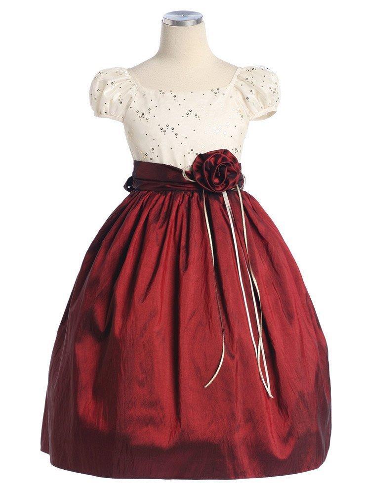 Fotos de vestidos de nias para navidad  Paperblog