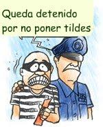 """policías gramaticales"