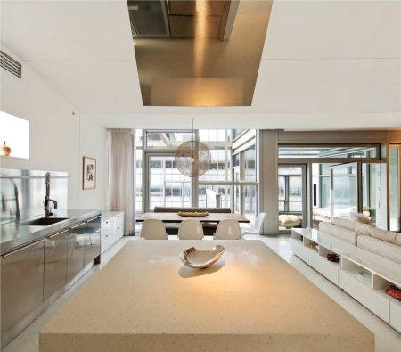 Apartamento de lujo y diseo en Chelsea  New York  Paperblog