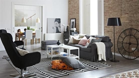 IKEAlove, el sofá Ektorp / IKEAlove, Ektorp sofa