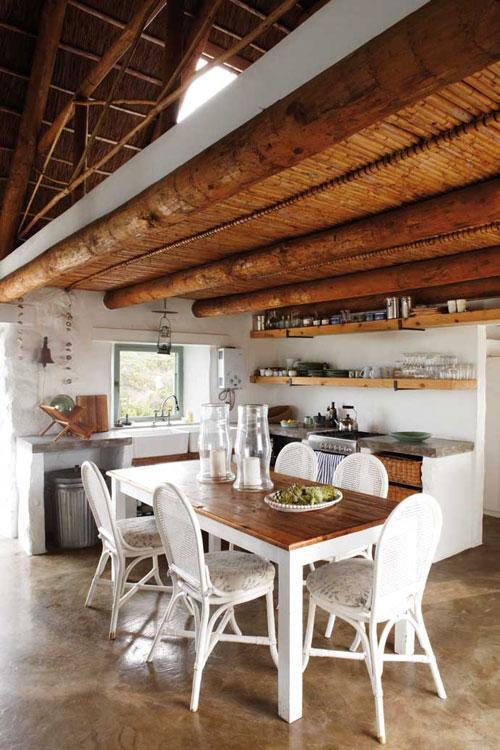 Una casa rstica en la playa de Sudfrica  Paperblog