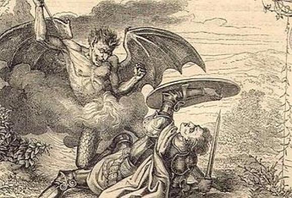 Resultado de imagen de demonio abaddon