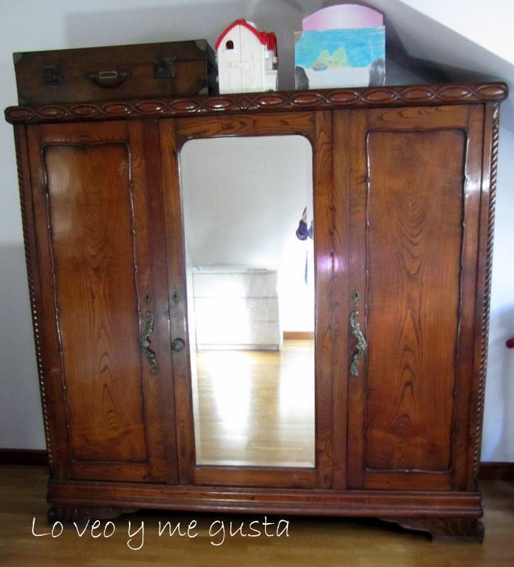 Proyecto veraniego Pintar armario viejo  Paperblog