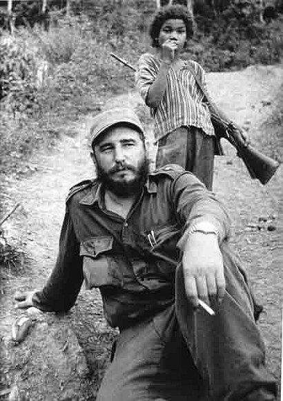 Educación revolucionaria Sierra Maestra Cuba