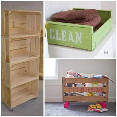 De caja de madera a  Paperblog