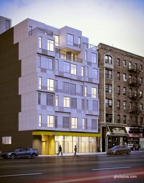 Edificio de apartamentos modular en Nueva York  Paperblog