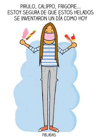 Divertidas ilustraciones by P8ladas  Paperblog