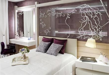 Dormitorios para mujer soltera  Paperblog
