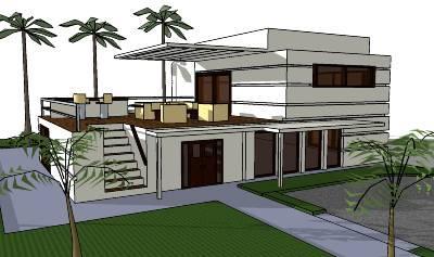 Diseño de casas modernas Paperblog