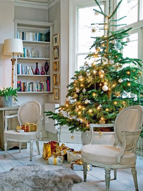 Preparando la Navidad