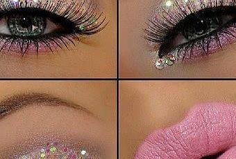 Maquillaje estilo galaxy ojos y boca  Paperblog