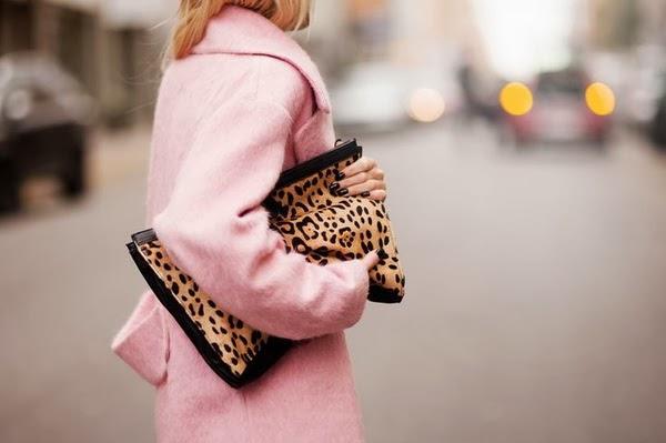 Abrigo rosa/ Pink coat