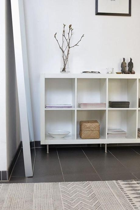 Decorar low cost RECIBIDORES MADE IN IKEA  Paperblog