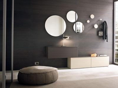 Lindas salas decoradas con espejos  Paperblog