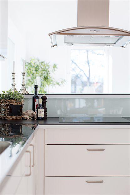 Decoracin sencilla para una casa ordenada y limpia