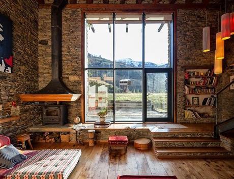 Casa Rstica en el Pirineo Cataln  Paperblog
