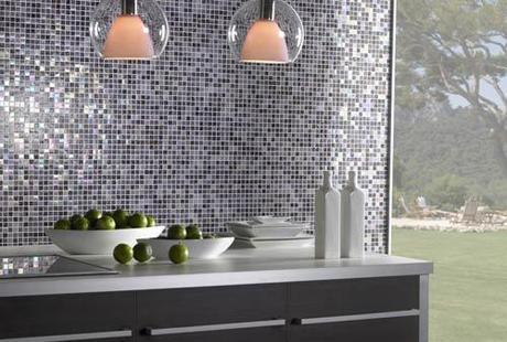 Cocinas modernas decoradas con azulejos  Paperblog