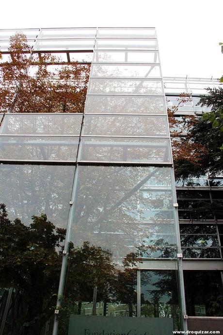 Foundation Cartier pour lArt Contemporain  Jean Nouvel