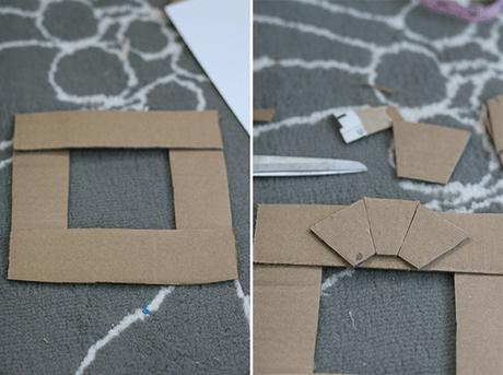 Cuadros reciclando carton  Paperblog