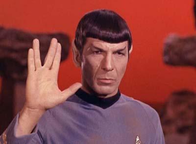 Mr. Spock y ¿Star Wars? - Paperblog