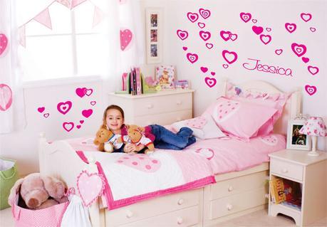 3 Ideas para decorar dormitorio nia  Video  Paperblog